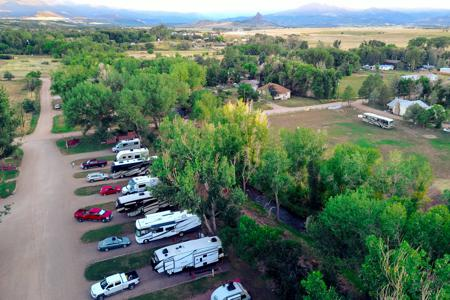Premium RV Site in La Veta, Colorado