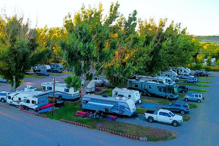 Standard RV Sites in La Veta, Colorado
