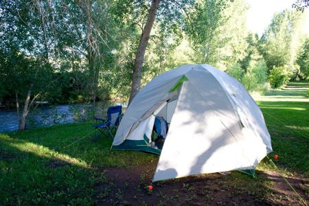 Tent Sites, Colorado